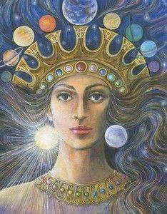 goddess queen