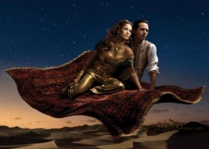 magic carpet couple